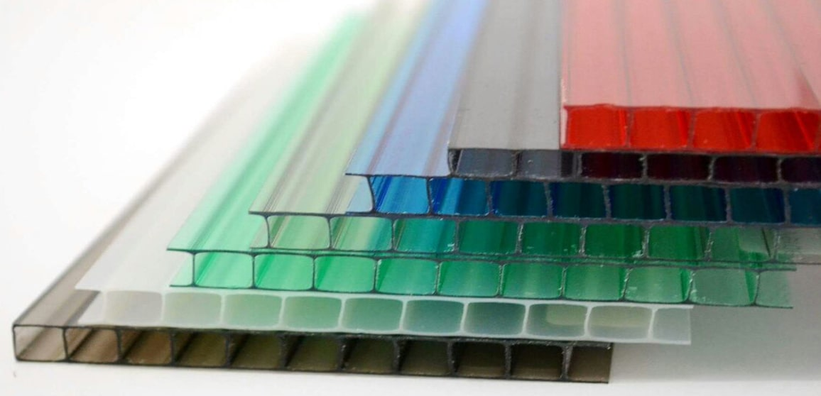 solarlite polycarbonate hollow sheet
