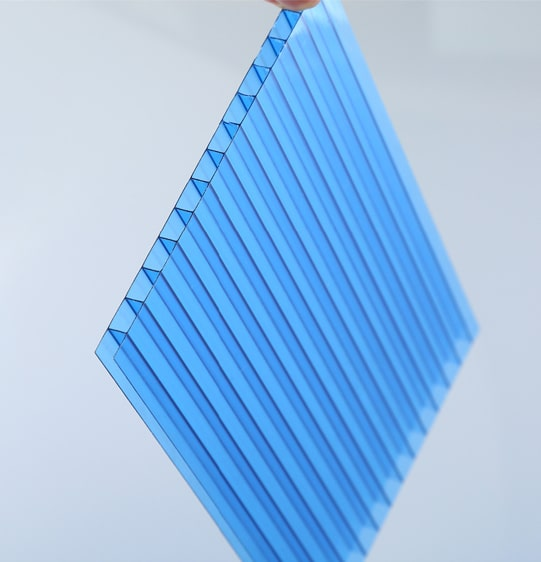 tấm nhựa polycarbonate rỗng ruột solite