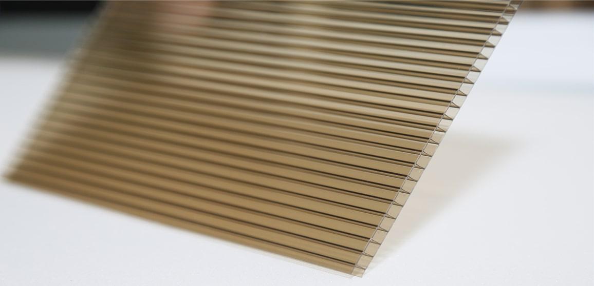 tam polycarbonate rong ruot solarlite bronze 6mm