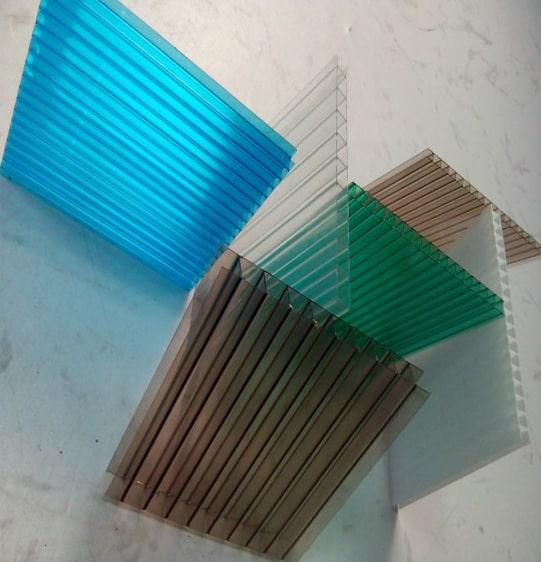 twinlite polycarbonate hollow sheet