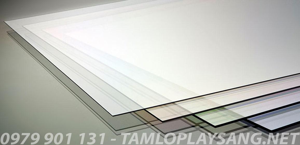 tấm lợp nhựa lấy sáng thông minh polycarbonate dạng đặc ruột solarflat ảnh 1