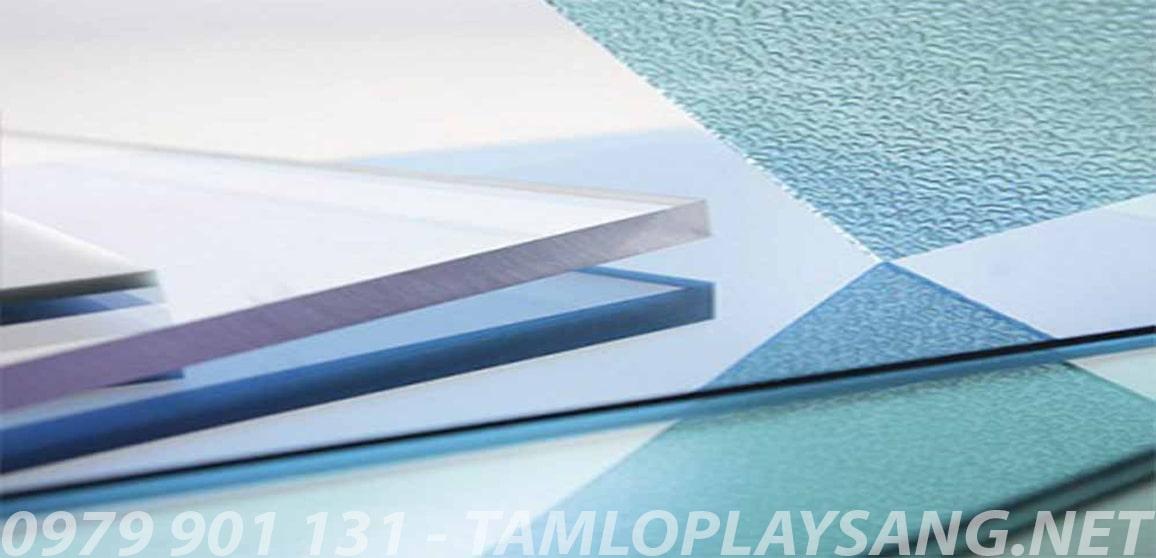 tấm lợp nhựa lấy sáng thông minh polycarbonate dạng đặc ruột solarflat ảnh 7