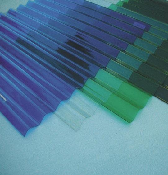 Tôn polycarbonate solartuff